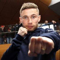 US showcase is Carl Frampton's time to shine says Brian Magee