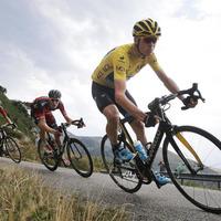 Tour de France leader Chris Froome hits back at critics