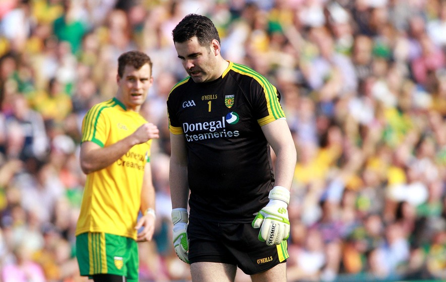 Goalkeeper Paul Durcan still the 'Big Daddy' in Donegal