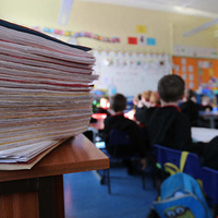 No cash in education yet schools sit on millions
