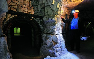 Churchill's Dover tunnels give insight into wartime life