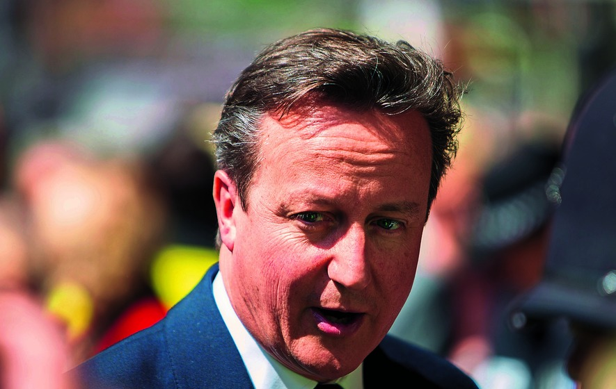 Cameron pledges to destroy Islamist extremists in Syria