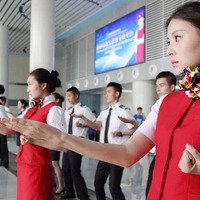 How cabin crew deal with trouble at 38,000 feet
