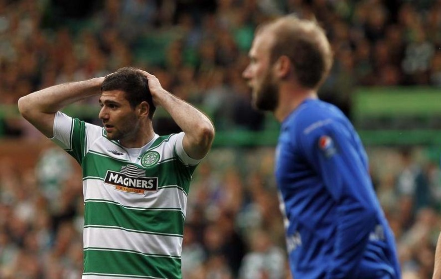 Soccer shorts: Celtic striker Ciftci handed six-game ban