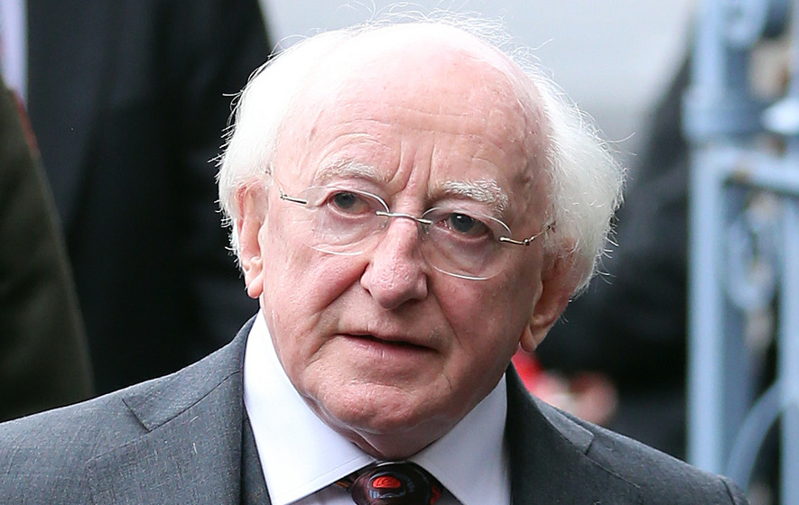 Michael D Higgins warns against radicalisation of young ...