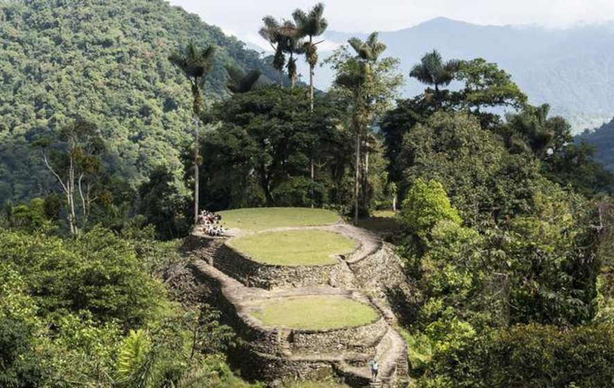 Jungle trek to rediscover Colombia's Lost City