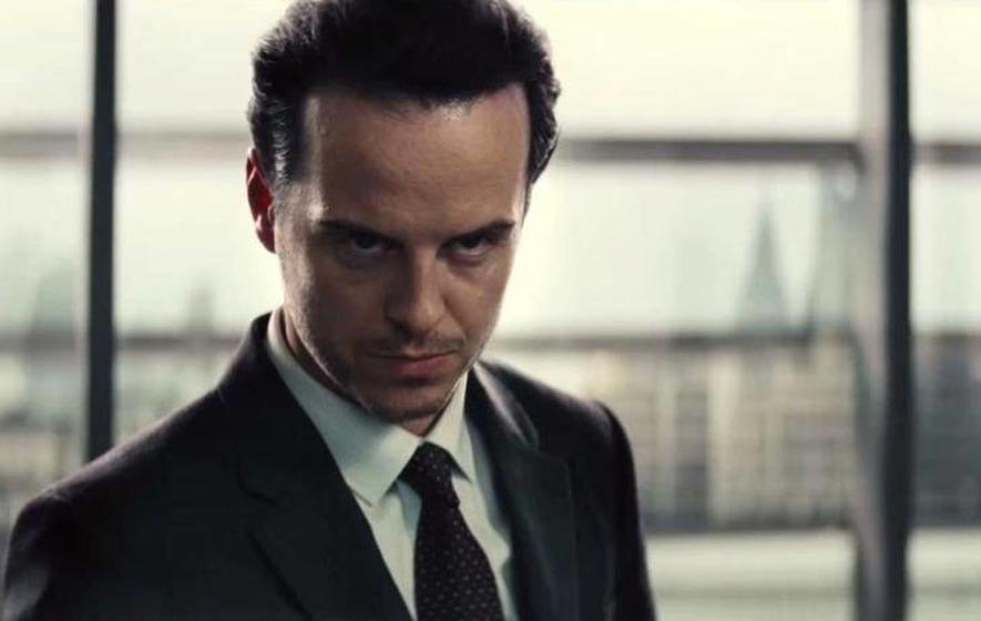 Sherlock's Moriarty becomes new Bond villain