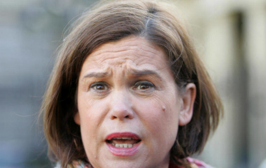 Sinn Féin's Mary Lou McDonald withdraws committee call