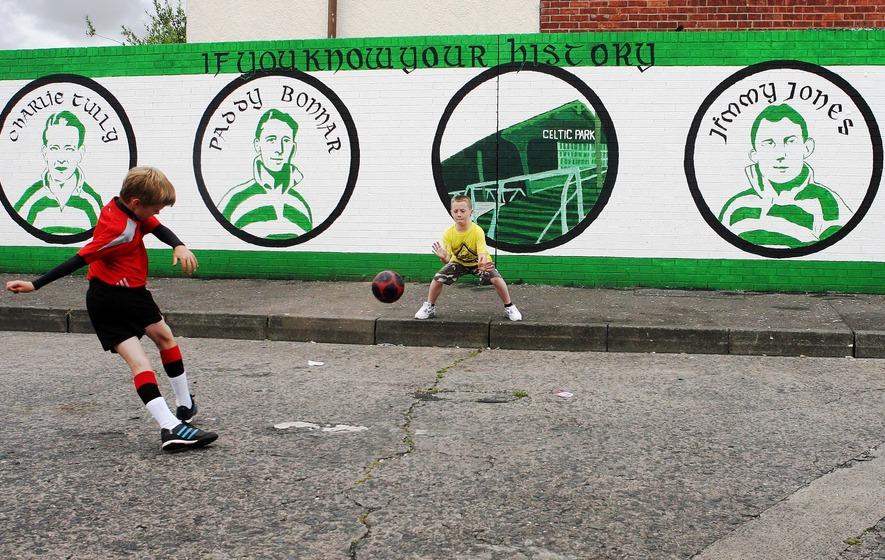 Belfast Celtic exit Irish League, leaving lasting legacy