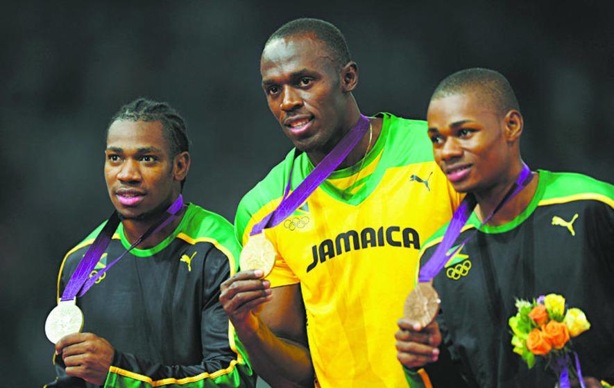 Jamaican Yohan Blake heads star-studded Morton line-up