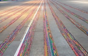 Guinness world record for longest loom band