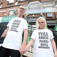 Frankie Boyle a prime candidate for hecklers