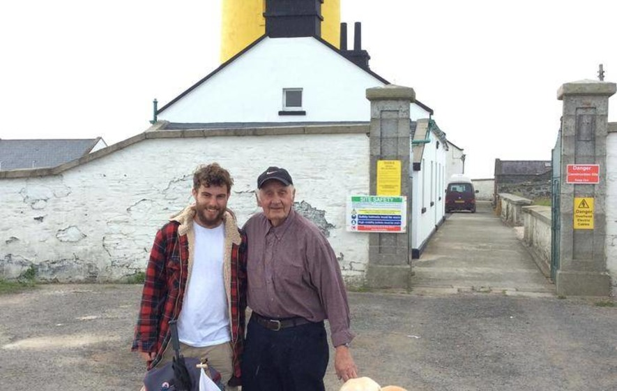 Adventurer joins fight to save St John's Point lighthouse