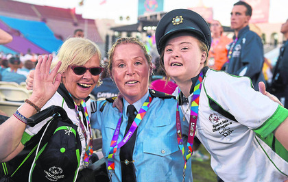 e05b3e9b7575 Irish stars lead out Team Ireland at Special Olympics - The Irish News