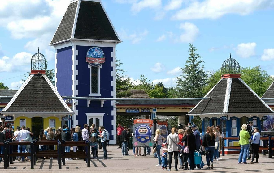 Alton Towers rollercoaster crash could see loss of £47m in takings