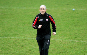 Tyrone can compete at top level in Championship insists Harte