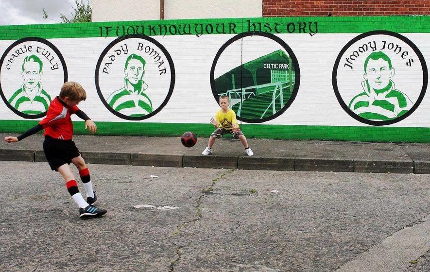 Belfast Celtic rebirth would be a dream come true