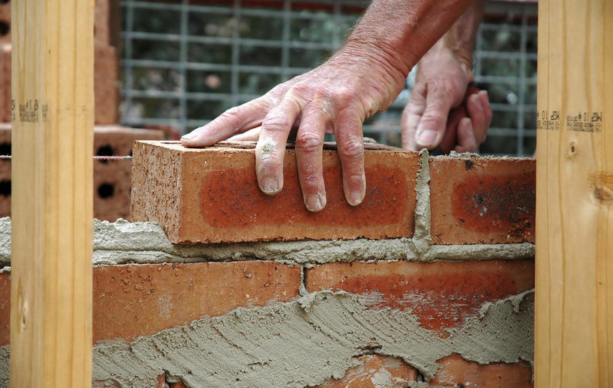 Urgently wanted: plumbers, brickies and joiners