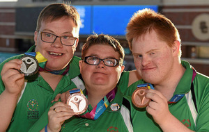 Armagh woman leads way for Ireland at Special Olympics