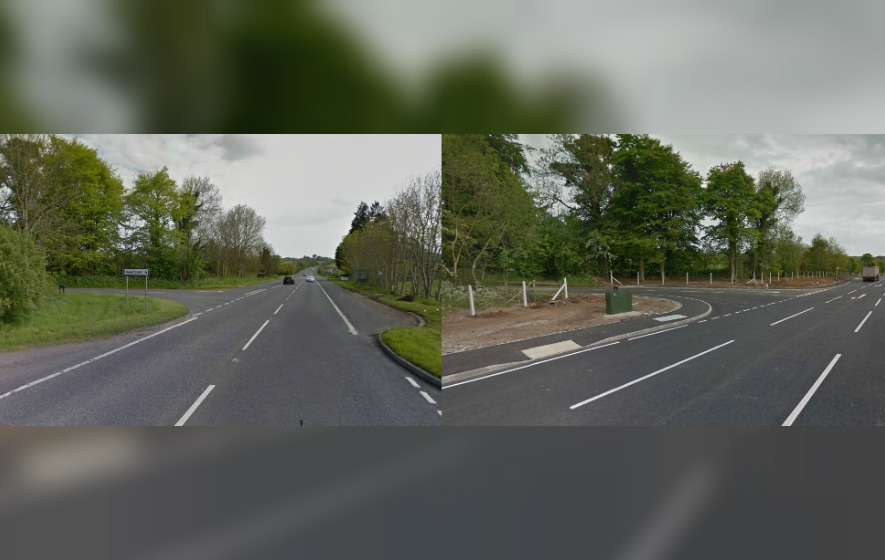 Stormont spends £400,000 on 'road to nowhere'