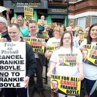 Formal complaint lodged over Frankie Boyle gig