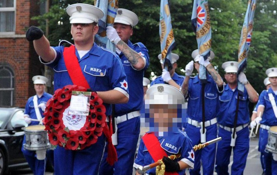 Loyalists allowed to hold parade glorifying UDA killers