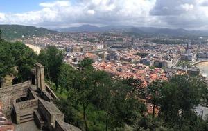 Donostia - San Sebastián, cathair na gcéadfaí