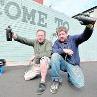 Nine loyalist paramilitary murals to be repainted