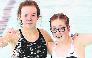 Kids make a splash in scoliosis swim scheme