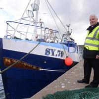 Fishermen rescued after boat sinks off Ardglass