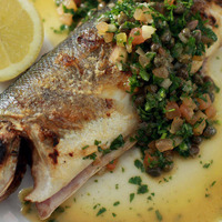 James Street South Cookery School: Fabulous fish