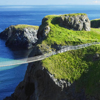 Weekend Walk: Carrick-a-Rede and the rope bridge