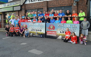 Riverine 10K to begin in Lifford