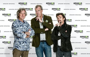 Ex-Top Gear trio to make new motoring show for Amazon