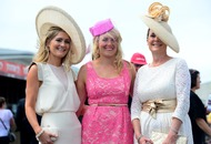 Ladies' Day gets underway at the Galway Races