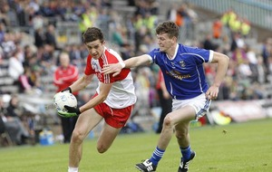 Derry minors strong enough to overcome Longford hurdle