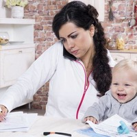 Flexible arrangements can help to make work work