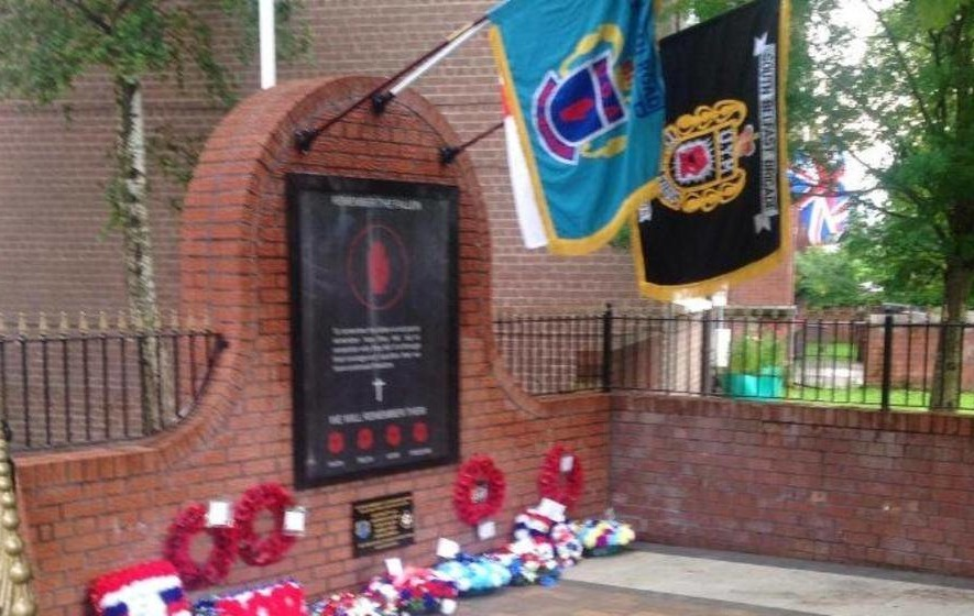 Loyalists flout parading rules in march glorifying UDA killers