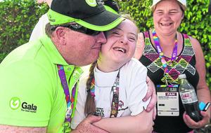 Irish success at LA Special Olympics