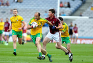 Donegal's McFadden enjoys return to winning ways at HQ