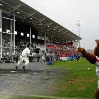 Photos show `America's pastime' played at Ravenhill