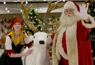 Selfridges department store has opened its Christmas shop