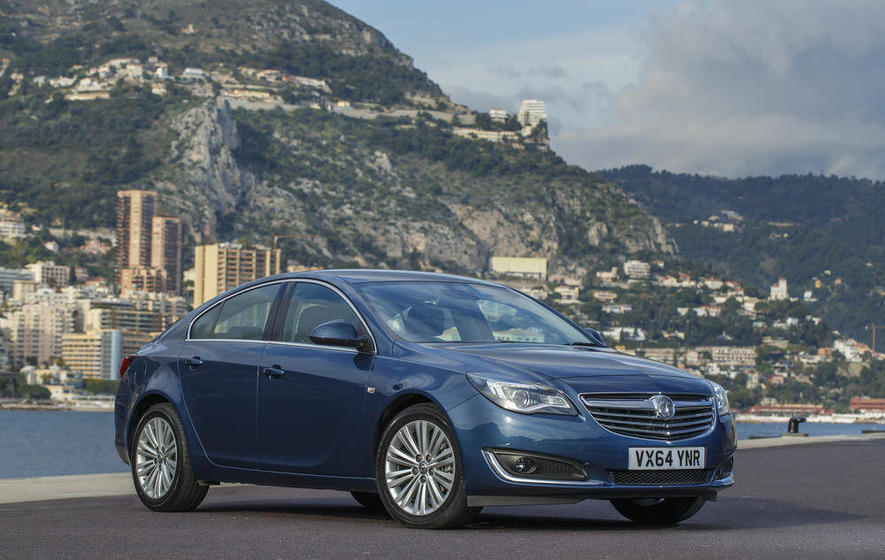Insignia benefits from new diesel