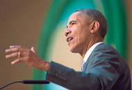 Obama gets tough on power plants over greenhouse gas emissions