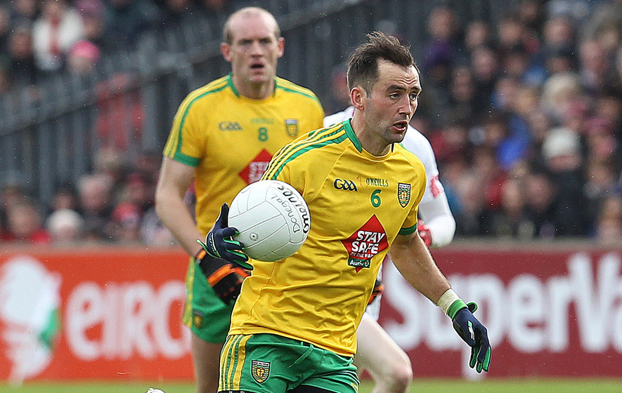Donegal hopeful over Lacey's chances of taking on Mayo