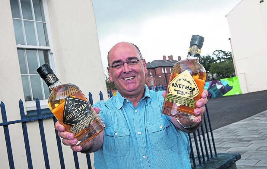 Derry distillery's Quiet Man worth shouting about