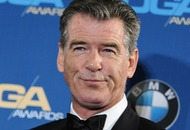 Pierce Brosnan tried to board plane with a hunting knife