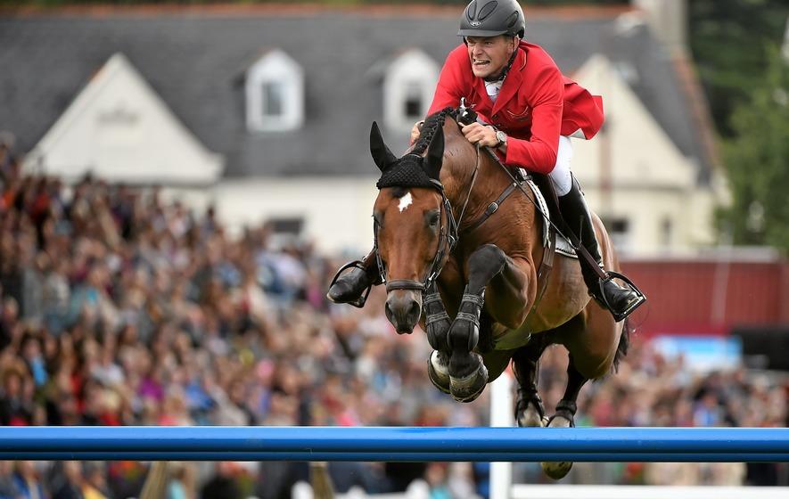 Dublin Horse Show opens its doors to 100,000 visitors