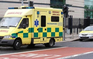 Ambulance service apologise for 90-minute delay