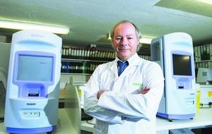 Pharmaceutical firm Randox increases turnover to £92m